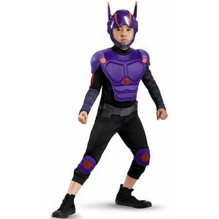 Big Hero 6 Hiro Deluxe Child Halloween Costume](Heroes Costumes)