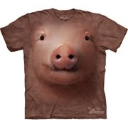 Pig Face Adult T-Shirt 10-3244