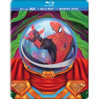 Spider-man: Far From Home (3D + Blu-ray) (STEELBOOK)