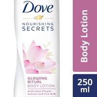 Dove Glowing Ritual Body Lotion, 250ml