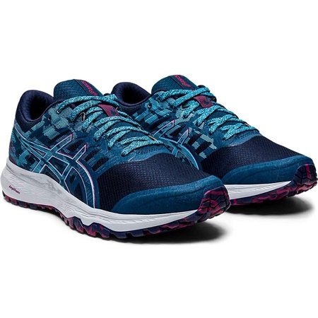 ASICS Women's Gel-Scram 5 Running Shoes, 7M, MAKO Blue/Aquarium - image 1 of 1