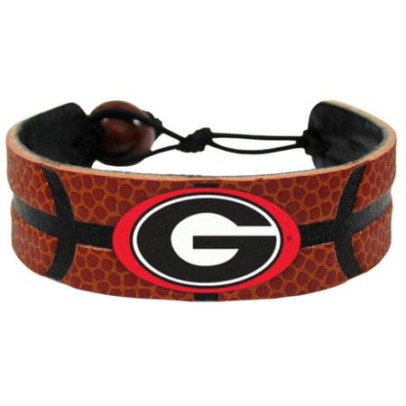 Gamewear Georgia Bulldogs Power G Logo Classic Basketball Bracelet