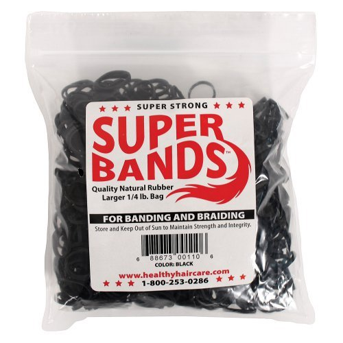 Healthy Haircare Product Super Bands