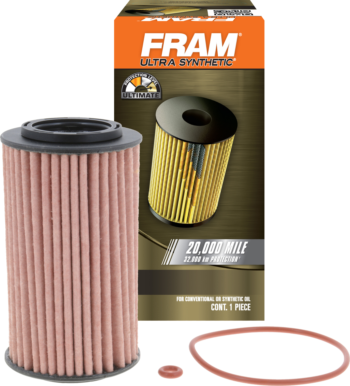 FRAM Ultra Synthetic Oil Filter, XG9999