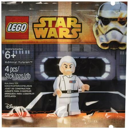 LEGO Star Wars The Clone Wars Admiral Yularen Mini Set