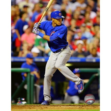 Addison Russell 2016 Action Photo Print
