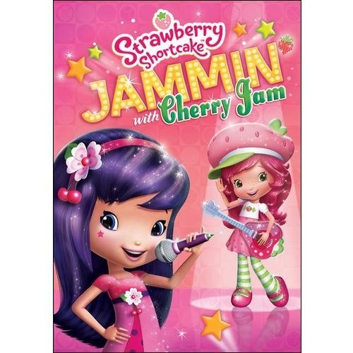 Strawberry Shortcake: Jammin' With Cherry Jam (With INSTAWATCH) (Widescreen)