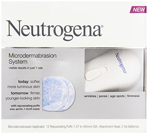 3 Pack - Neutrogena Cleansing Microdermabrasion System 1 ...