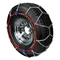 Peerless Chain AutoTrac Truck Tire Chains, #0232610