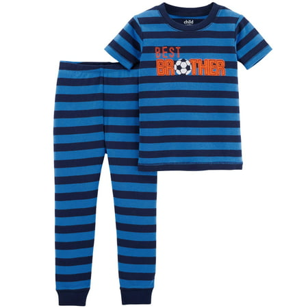 97aa5b109 Baby Boy Short Sleeve Shirt   Pants Pajamas