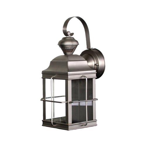 Heath-Zenith Motion Activated 1-Light Outdoor Wall Lantern