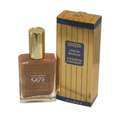 Alexandra De Markoff Countess Isserlyn Liquid Makeup 1 Oz 97 1/2 for Women