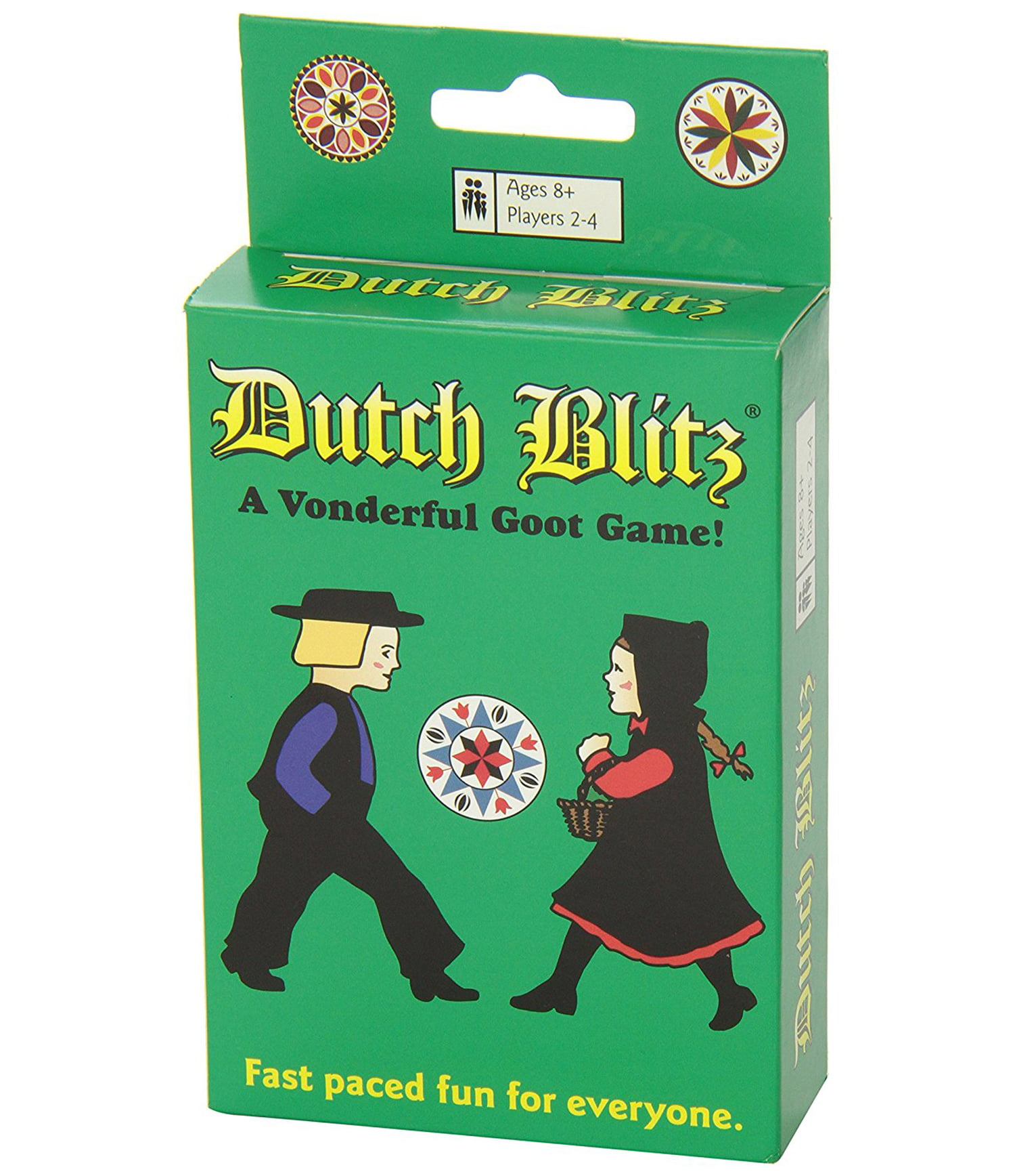 Dutch Blitz Original Card Game Walmart Com