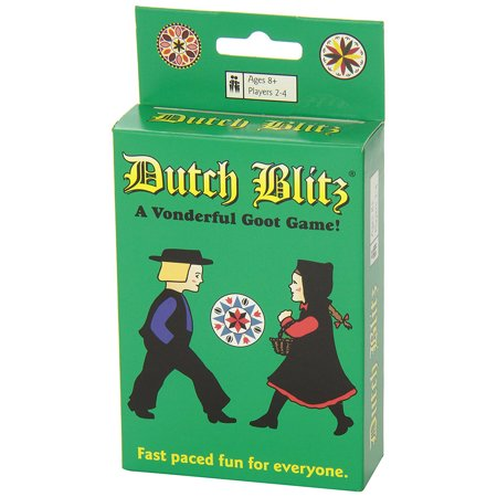 Dutch Blitz Original Card Game](Games In The Dark)