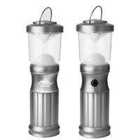 Compact Aluminum Lantern 2 Pack