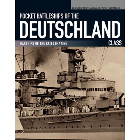 - Pocket Battleships of the Deutschland Class - eBook