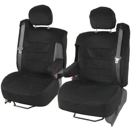 Fine Bdk Pickup Truck Seat Covers With Arm Rest And Built In Seat Belt Encore Creativecarmelina Interior Chair Design Creativecarmelinacom