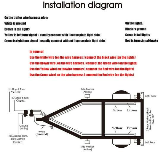 Dirty Bird Led Tail Light Wiring Diagram - Wiring Diagrams on