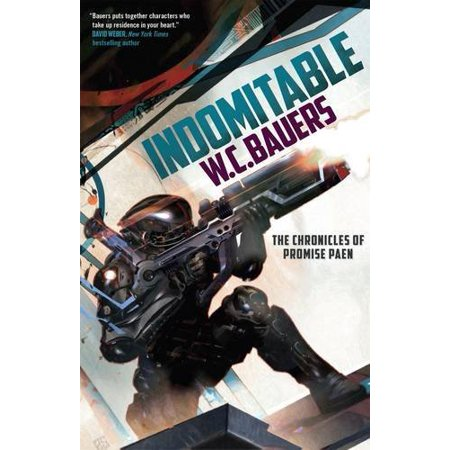 Indomitable (The Chronicles of Promise Paen, Bk. 2) - image 1 de 1