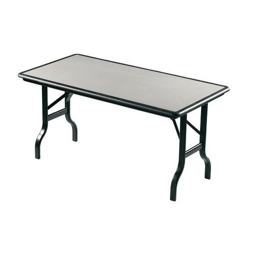 ICEBERG ENTERPRISES                                Indestruc-Tables Too 60'' Rectangular Folding Table