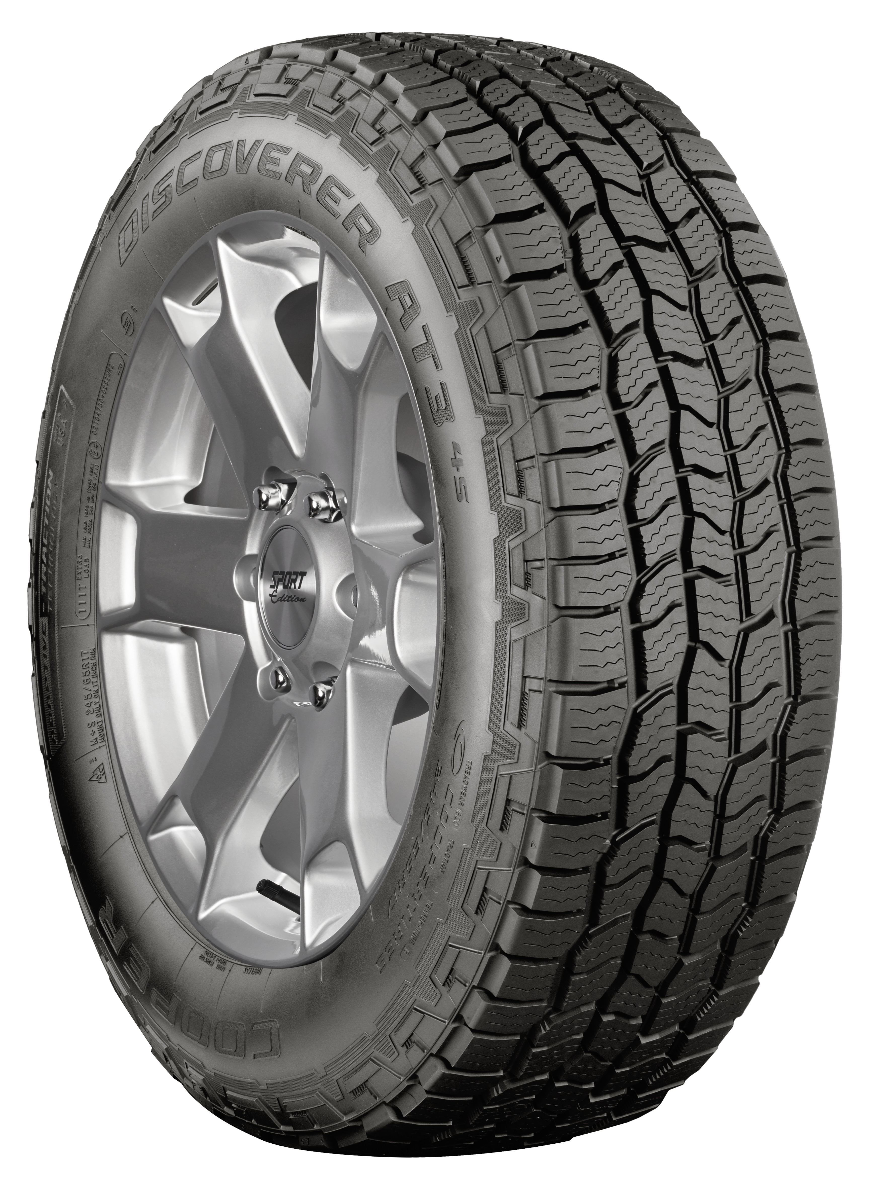 Cooper DISCOVERER AT3 4S 275 60R20 115T Tire Walmart