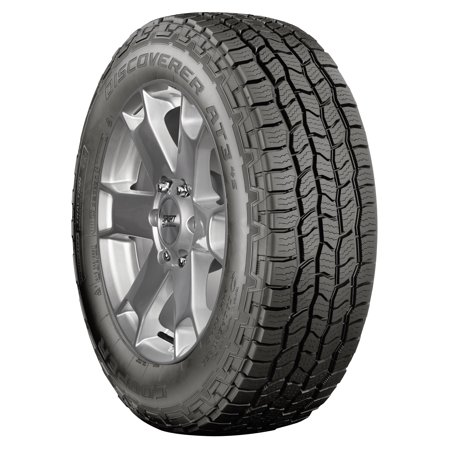 COOPER DISCOVERER AT3 4S 275/55R20 117T Tire (Cooper Discoverer At3 Vs Nitto Terra Grappler G2)
