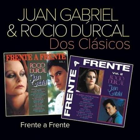 Juan Gabriel & Rocio Durcal Dos Clasicos Frente a (Videos De Rocio Durcal Me Gustas Mucho)