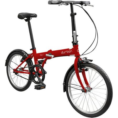 "20"" Durban Jump Folding Bike Only $125 (Was $450)"