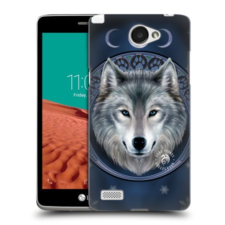 Official Anne Stokes Wolves Hard Back Case For Lg Phones 2