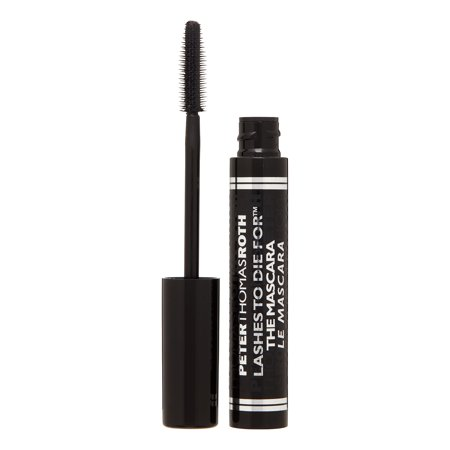 Peter Thomas Roth Lashes To Die For The Mascara, Jet Black, 0.27