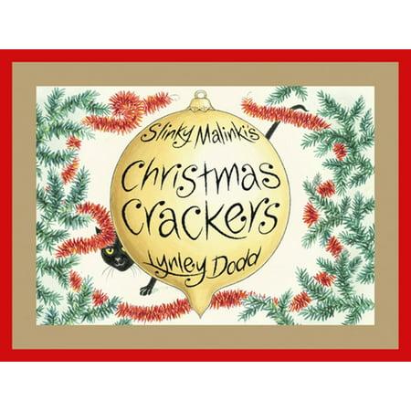 Slinky Malinki's Christmas Crackers - (Best Christmas Crackers)