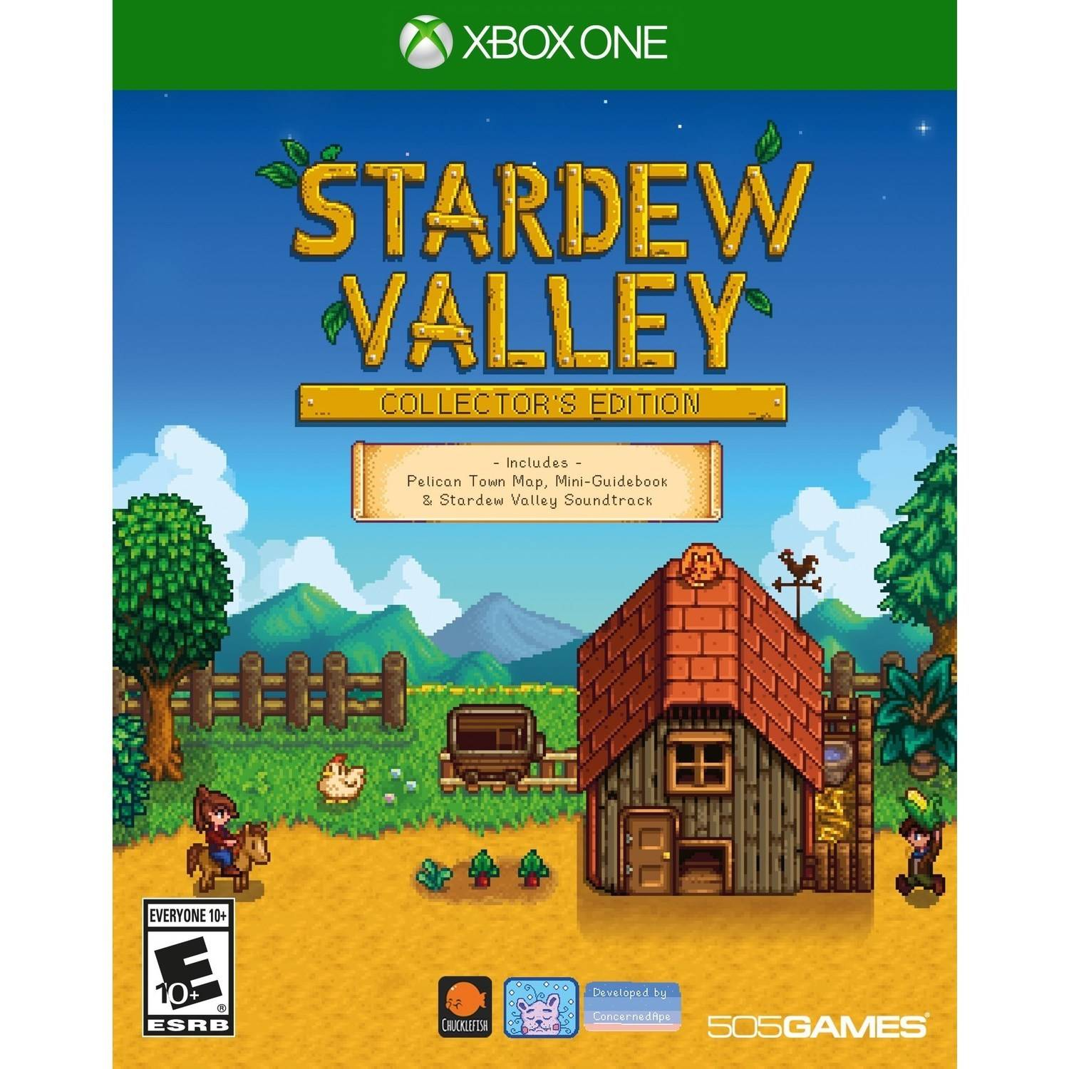 Stardew Valley, 505 Games, Xbox One, 812872019116