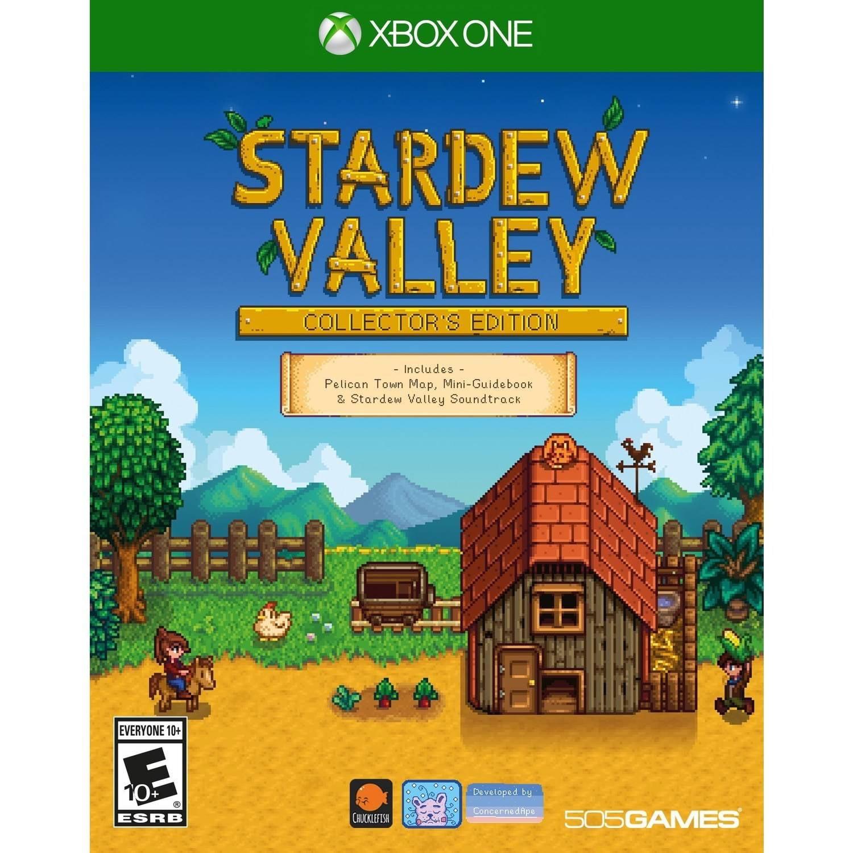 Stardew Valley, 505 Games, Xbox One, 812872019116