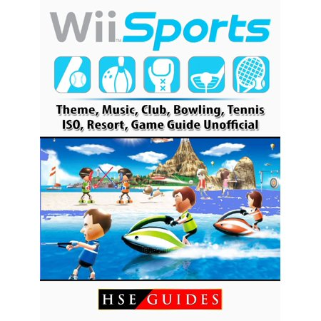 Wii Sports, Theme, Music, Club, Bowling, Tennis, ISO, Resort, Game Guide Unofficial - eBook - Halloween Themed Music Worksheets