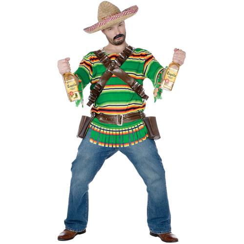 Tequila Pop 'N Dude Adult Halloween Costume