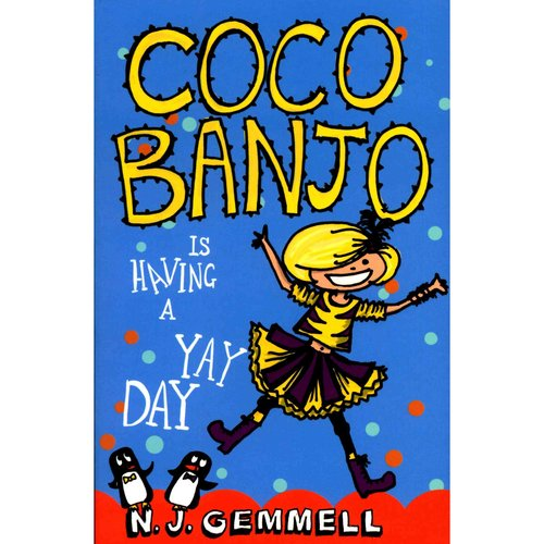 Click here to buy Coco Banjo Is Having a Yay Day.