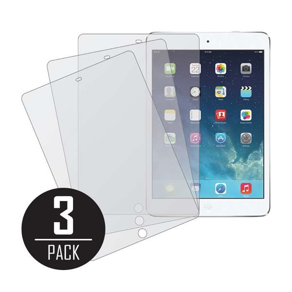 iPad Air Screen Protector Cover, MPERO Collection 3 Pack of Matte Anti-Glare Screen Protectors for Apple iPad Air