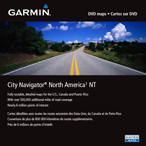 Garmin 010-11551-00 2011 City Navigator North America NT MicroSD Card