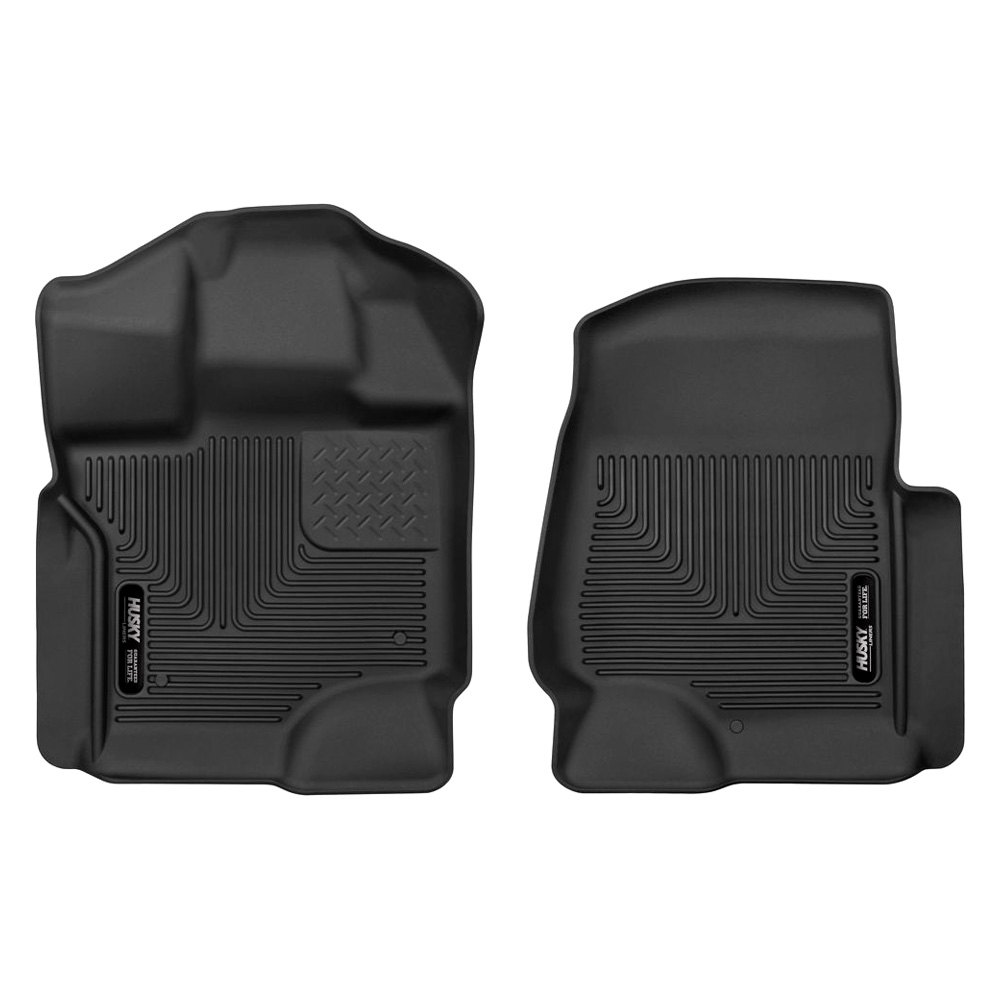 03-09 2500//3500 Quad Winfield Consumer Products 60811 Husky Liners 2nd Seat Floor Liner Fits 02-08 Ram 1500 Quad