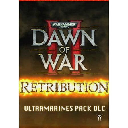 Warhammer 40,000 : Dawn of War II - Retribution - Ultramarines Pack DLC, Sega, PC, [Digital Download], (Dawn Of War 2 Retribution Ultramarines Dlc)