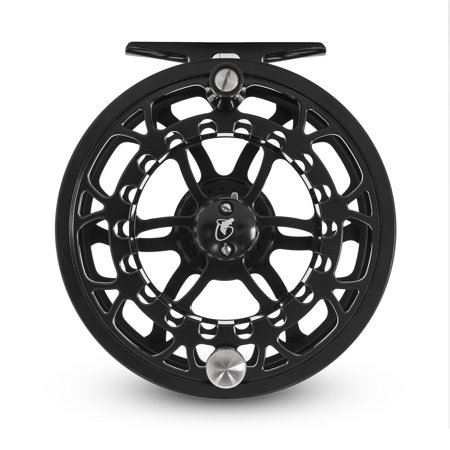 Scientific Anglers Ampere Electron II Fly Reel, Gloss Black