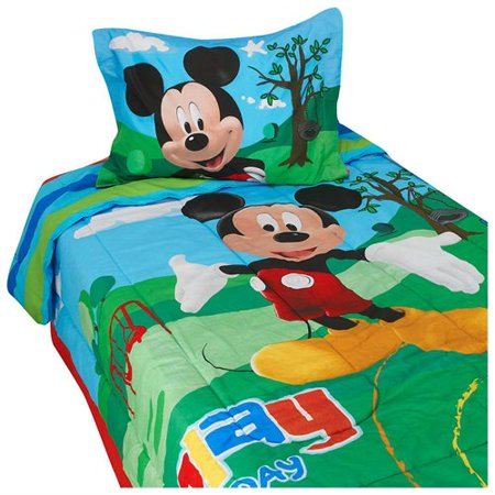 Image of Disney Mickey Mouse Clubhouse Twin Comforter Set