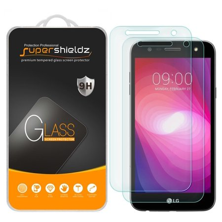 promo code 8d99a d86d2 [2-Pack] Supershieldz for LG Fiesta 2 Tempered Glass Screen Protector,  Anti-Scratch, Anti-Fingerprint, Bubble Free