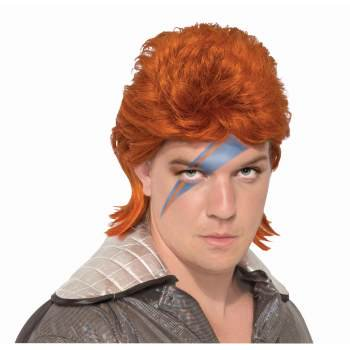 Rocky Wig (WIG - ORANGE ROCK STAR)