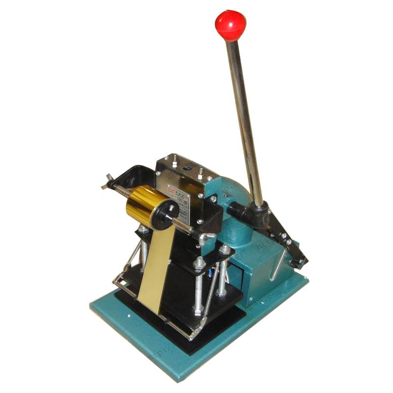 Hot Foil Stamping Machine Tipper Bronzing PVC ID Card DIY