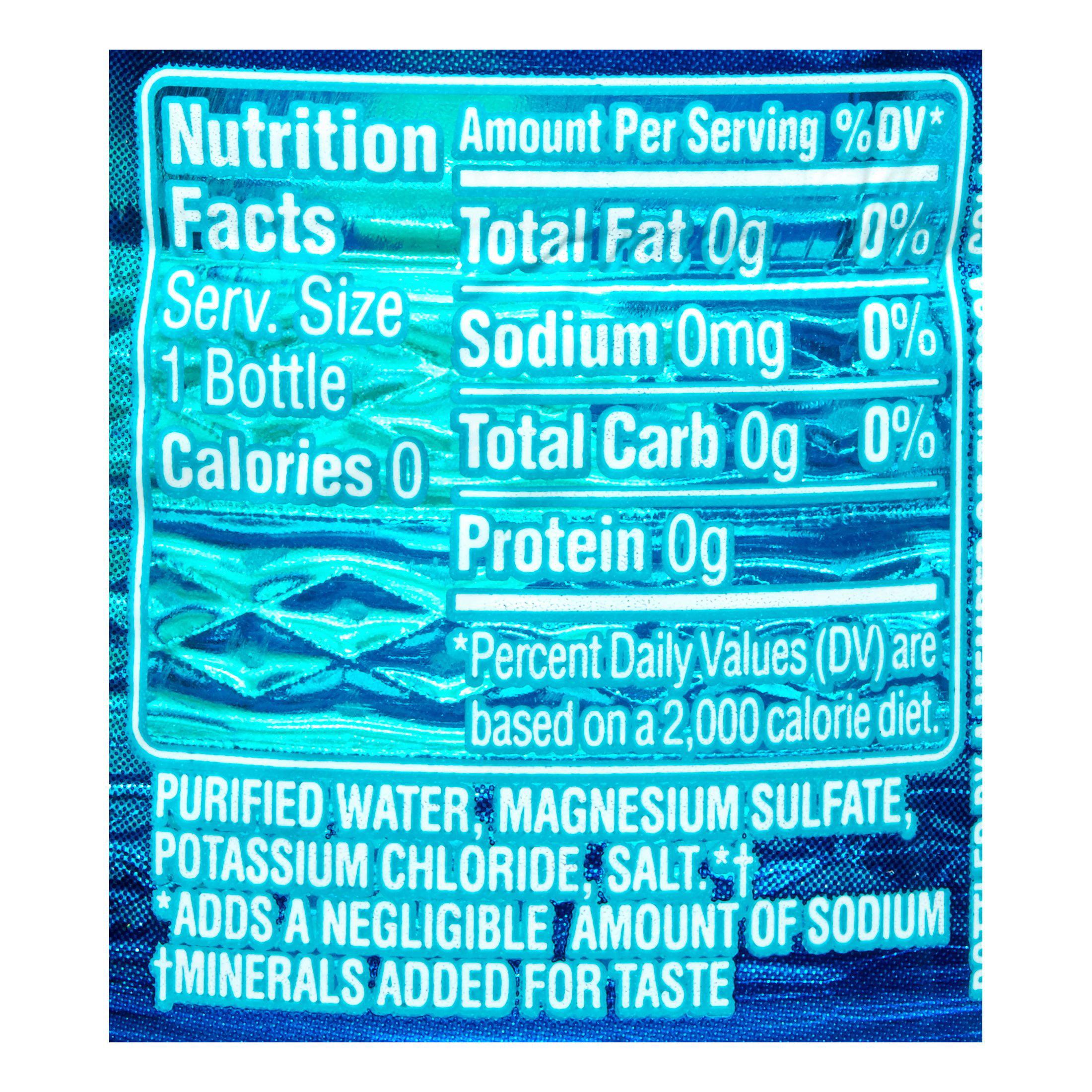 Dasani Purified Water, 12 Fl. Oz., 8
