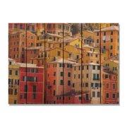 Day Dream HQ IV2216 22 x 16 in. Italian Villa Inside & Outside Cedar Wall Art