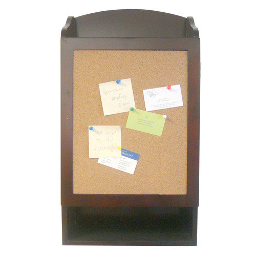 Proman Products Door Entry Organizer Bulletin Board