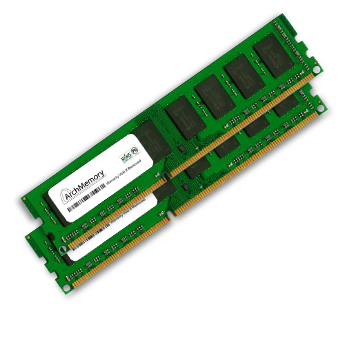 16GB Kit (2x8GB) RAM Memory DDR3L 1600MHz interchangeable with Kingston KVR16LN11K2/16
