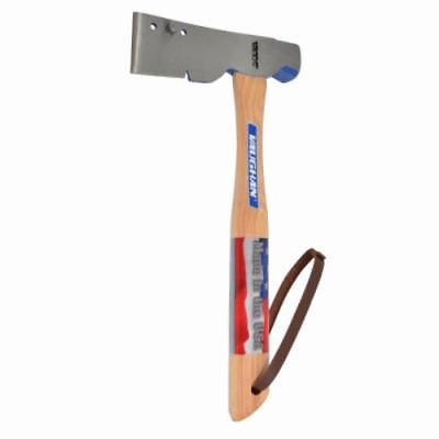 14 OZ Shingling Hatchet Hickory Handle With Thong by